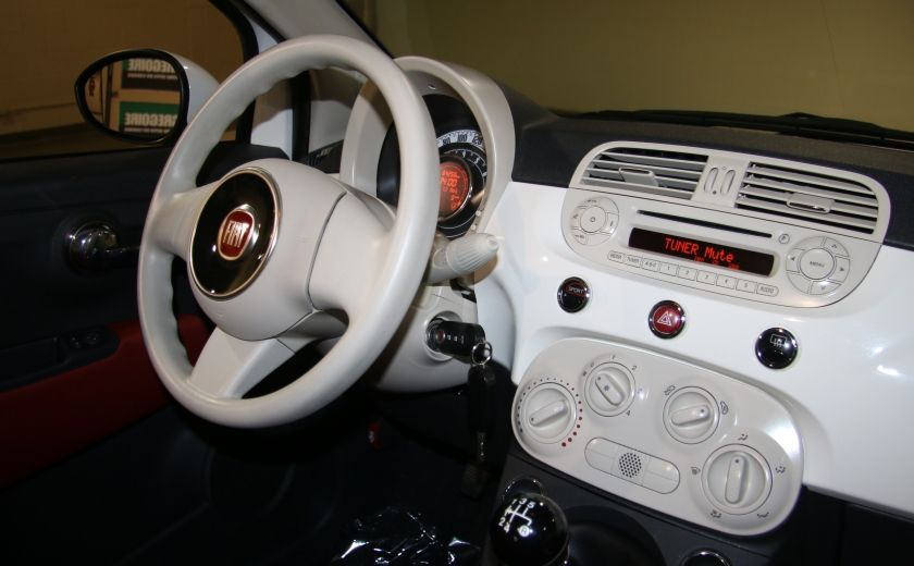 2013 Fiat 500 Pop A/C MAGS #23