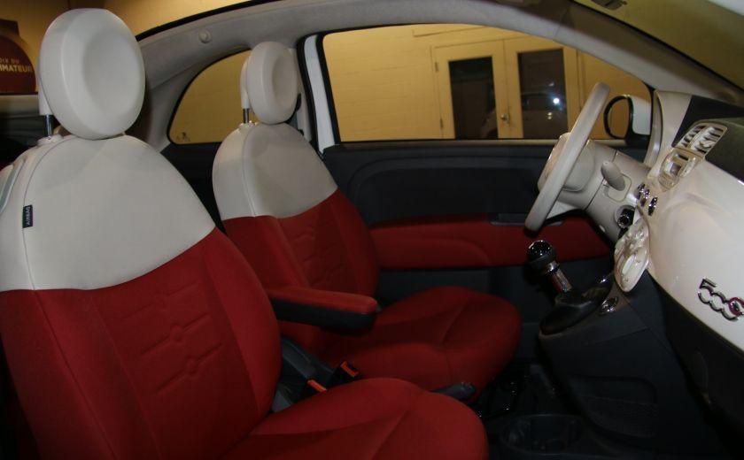 2013 Fiat 500 Pop A/C MAGS #24