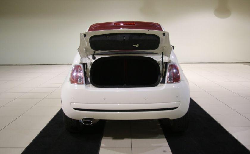 2013 Fiat 500 Pop A/C MAGS #27