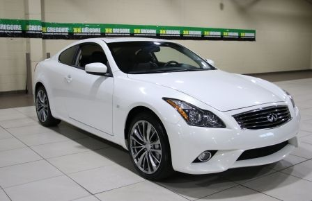 2014 Infiniti Q60 Premium AWD AUTO A/C CUIR TOIT MAGS in New Richmond
