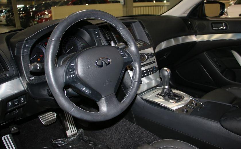 2014 Infiniti Q60 Premium AWD AUTO A/C CUIR TOIT MAGS #8