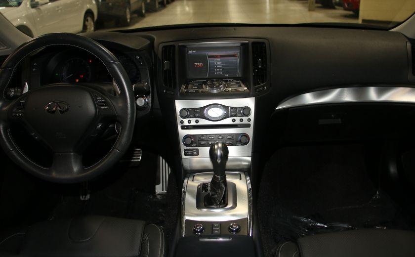 2014 Infiniti Q60 Premium AWD AUTO A/C CUIR TOIT MAGS #13