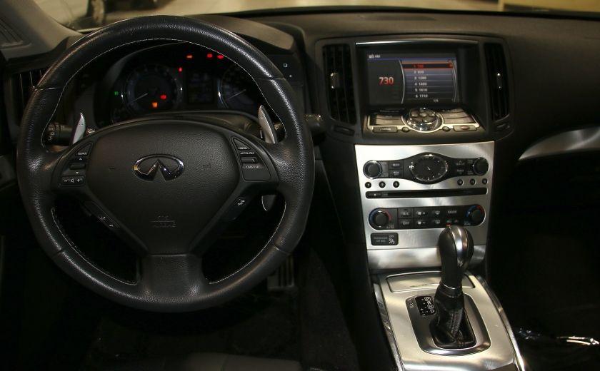 2014 Infiniti Q60 Premium AWD AUTO A/C CUIR TOIT MAGS #14