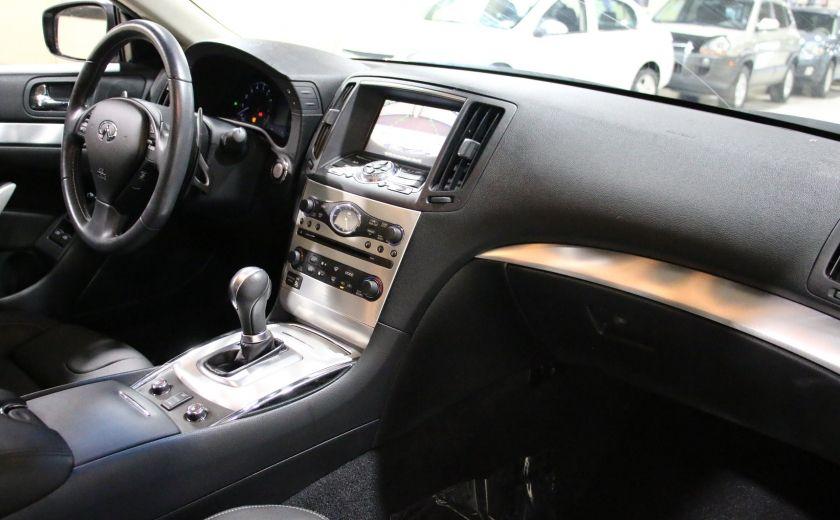 2014 Infiniti Q60 Premium AWD AUTO A/C CUIR TOIT MAGS #23