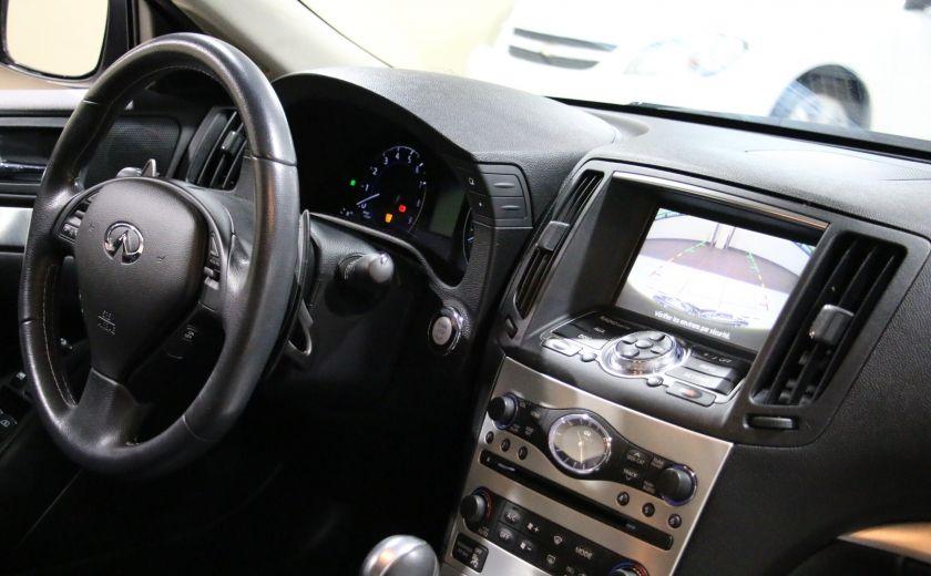2014 Infiniti Q60 Premium AWD AUTO A/C CUIR TOIT MAGS #24