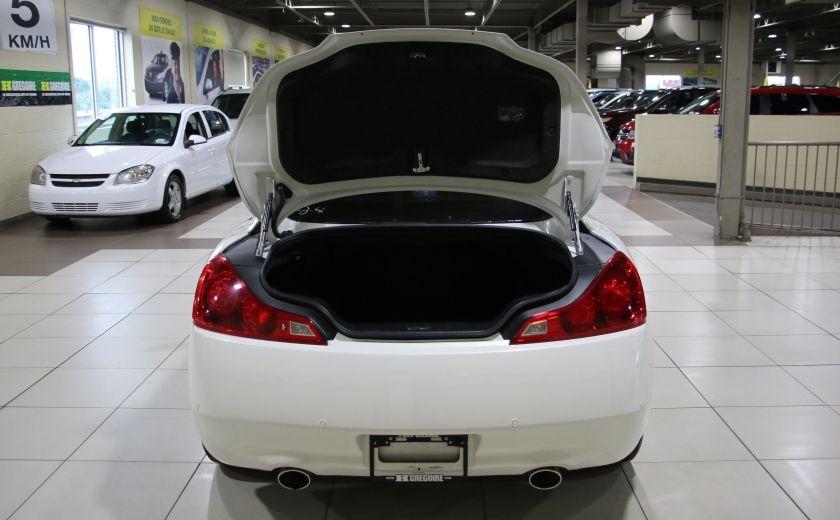 2014 Infiniti Q60 Premium AWD AUTO A/C CUIR TOIT MAGS #28