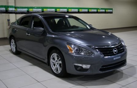 2014 Nissan Altima 2.5 SV AUTO A/C TOIT MAGS BLUETOOTH in New Richmond