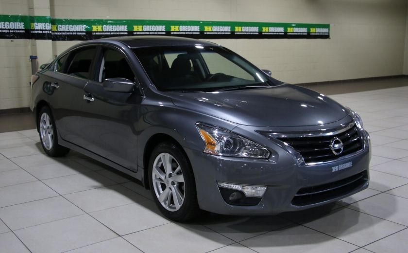 2014 Nissan Altima 2.5 SV AUTO A/C TOIT MAGS BLUETOOTH #0