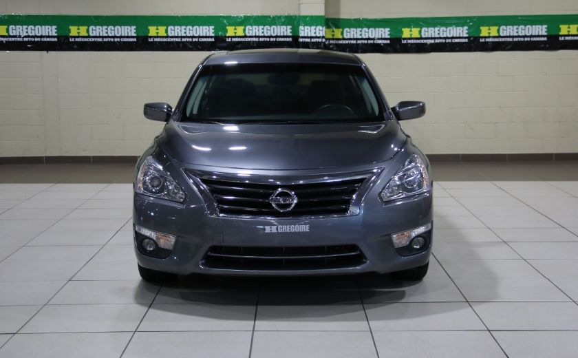 2014 Nissan Altima 2.5 SV AUTO A/C TOIT MAGS BLUETOOTH #1