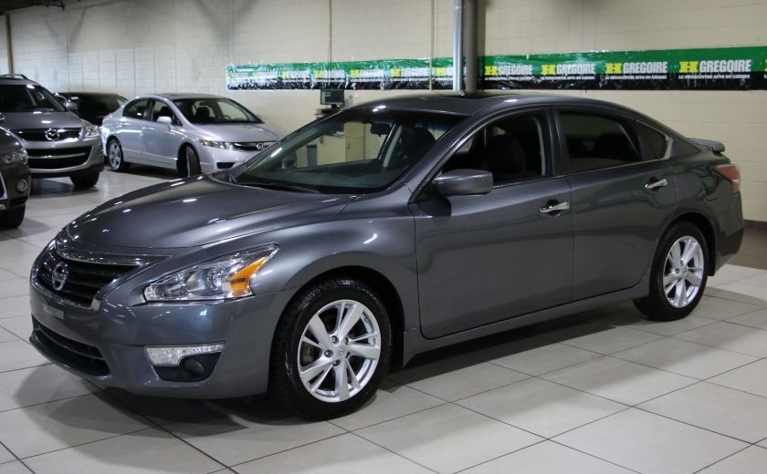 2014 Nissan Altima 2.5 SV AUTO A/C TOIT MAGS BLUETOOTH #2