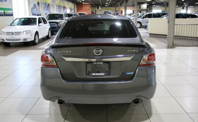 2014 Nissan Altima 2.5 SV AUTO A/C TOIT MAGS BLUETOOTH #5