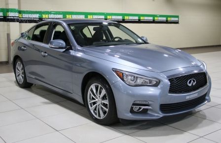 2014 Infiniti Q50 Premium AWD AUTO A/C CUIR TOIT MAGS in New Richmond