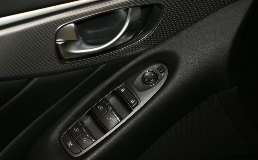 2014 Infiniti Q50 Premium AWD AUTO A/C CUIR TOIT MAGS #10