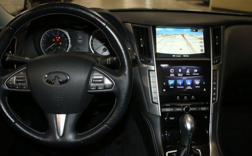 2014 Infiniti Q50 Premium AWD AUTO A/C CUIR TOIT MAGS #14