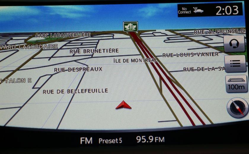 2014 Infiniti Q50 Premium AWD AUTO A/C CUIR TOIT MAGS #17