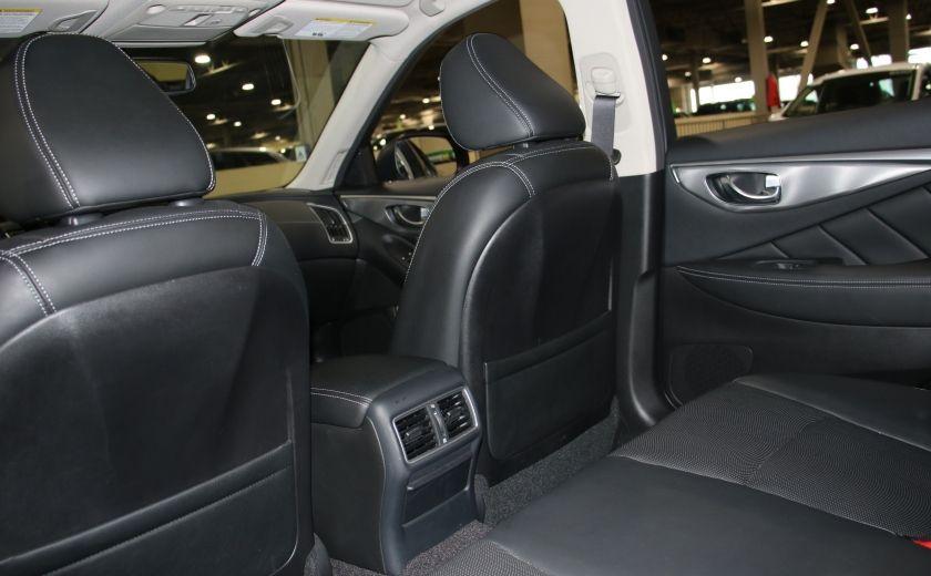 2014 Infiniti Q50 Premium AWD AUTO A/C CUIR TOIT MAGS #23