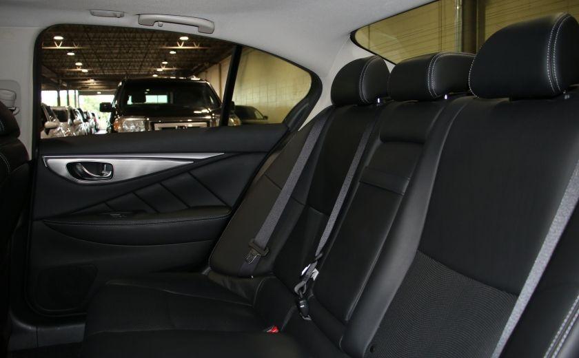 2014 Infiniti Q50 Premium AWD AUTO A/C CUIR TOIT MAGS #24