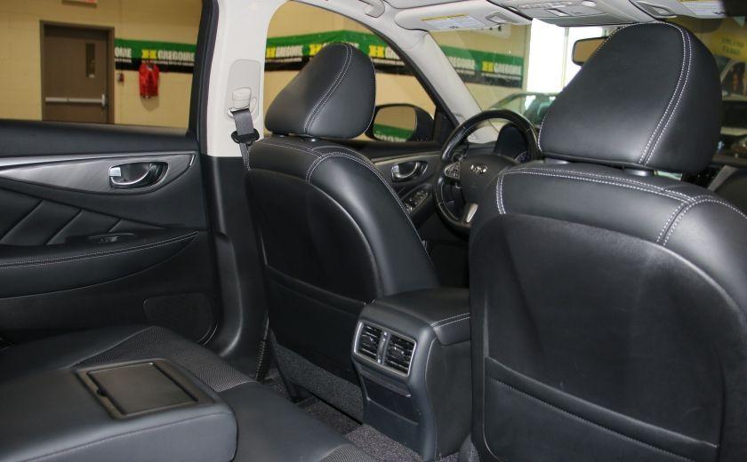 2014 Infiniti Q50 Premium AWD AUTO A/C CUIR TOIT MAGS #25