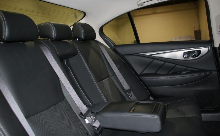 2014 Infiniti Q50 Premium AWD AUTO A/C CUIR TOIT MAGS #26