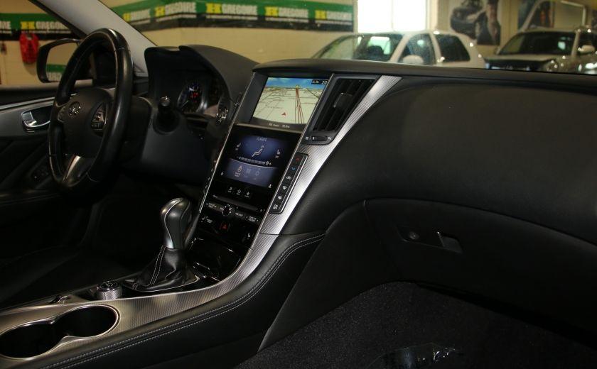2014 Infiniti Q50 Premium AWD AUTO A/C CUIR TOIT MAGS #27