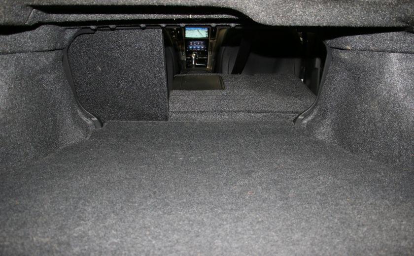 2014 Infiniti Q50 Premium AWD AUTO A/C CUIR TOIT MAGS #35
