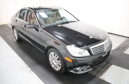 2012 Mercedes Benz C250 AWD AUTO A/C CUIR TOIT MAGS in Longueuil