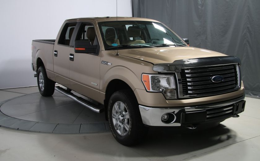 2012 Ford F150 XLT 4WD AUTO A/C GR ELECT MAGS #0