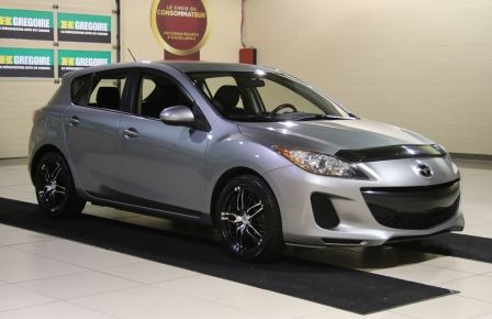 2012 Mazda 3 GX AUTO A/C MAGS BLUETOOTH in Laval