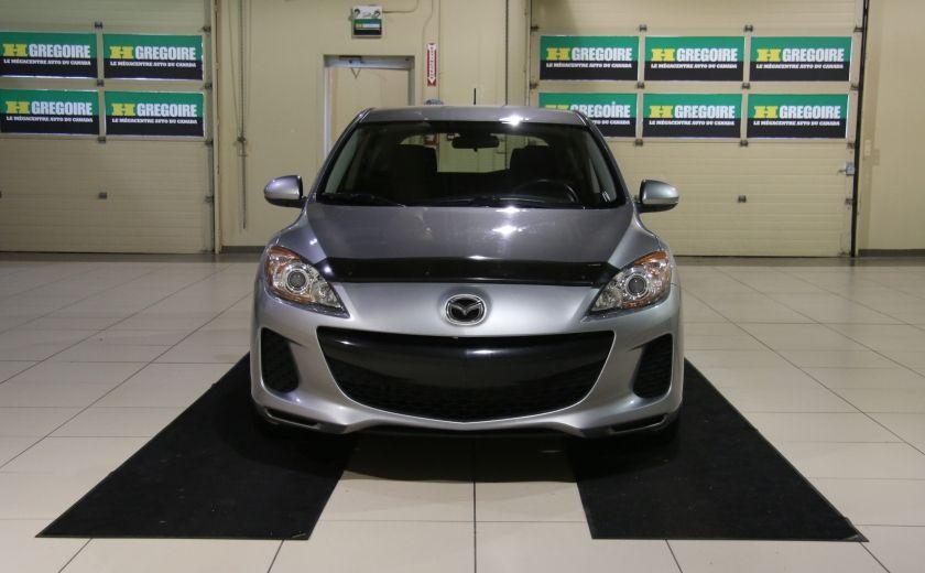 2012 Mazda 3 GX AUTO A/C MAGS BLUETOOTH #1