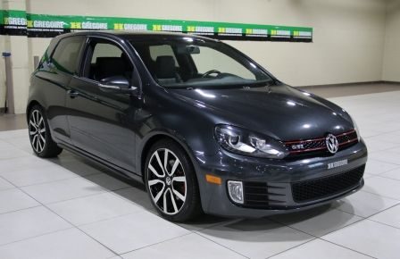 2012 Volkswagen Golf AUTO A/C CUIR TOIT MAGS in Brossard