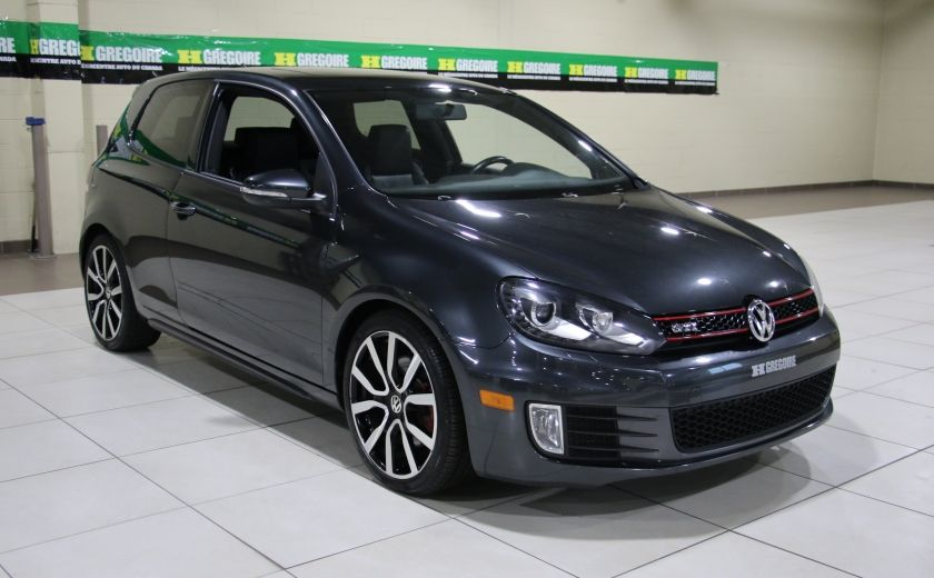 2012 Volkswagen Golf AUTO A/C CUIR TOIT MAGS #0