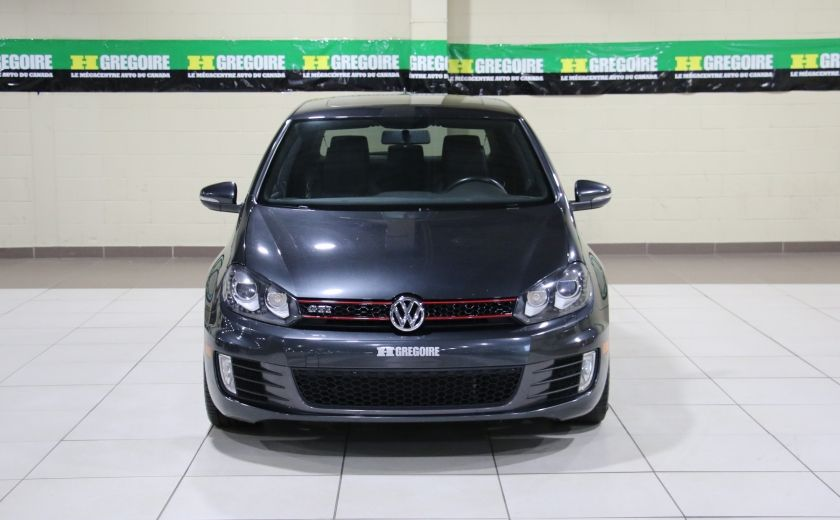 2012 Volkswagen Golf AUTO A/C CUIR TOIT MAGS #1