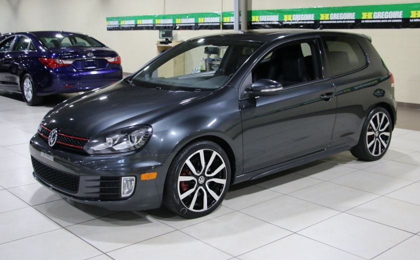 2012 Volkswagen Golf AUTO A/C CUIR TOIT MAGS #2