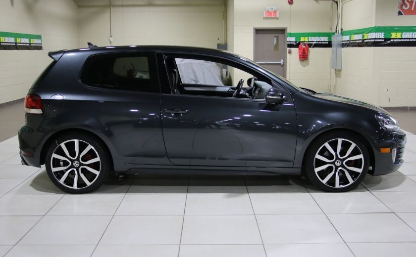 2012 Volkswagen Golf AUTO A/C CUIR TOIT MAGS #7