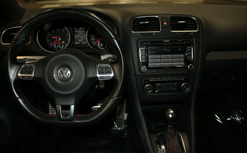 2012 Volkswagen Golf AUTO A/C CUIR TOIT MAGS #13