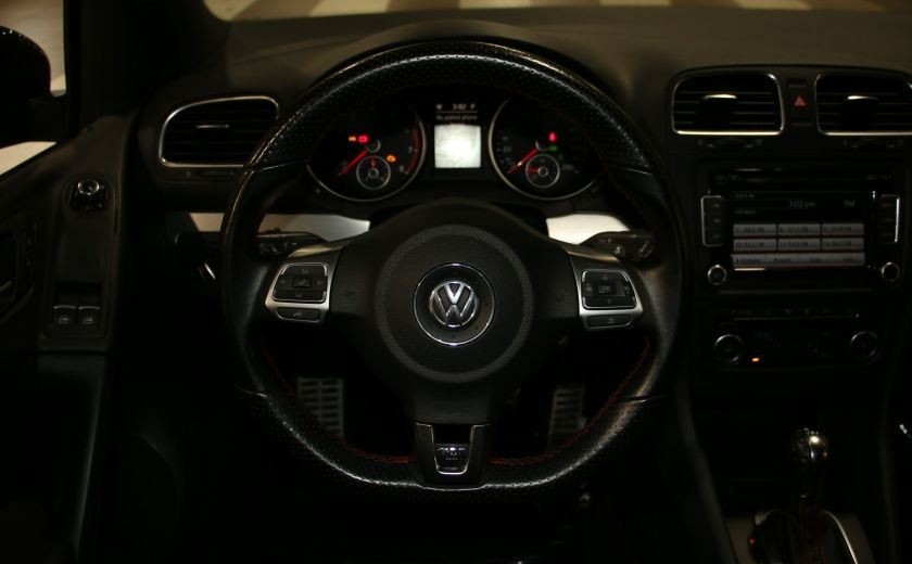 2012 Volkswagen Golf AUTO A/C CUIR TOIT MAGS #14