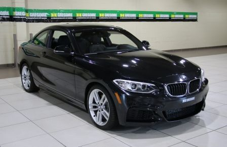 2014 BMW 228i M Pack in Saint-Jean-sur-Richelieu