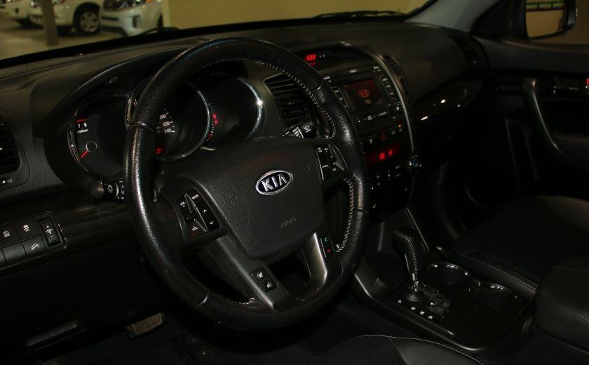 2013 Kia Sorento EX AWD AUTO A/C CUIR TOIT MAGS #8