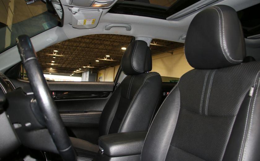 2013 Kia Sorento EX AWD AUTO A/C CUIR TOIT MAGS #9