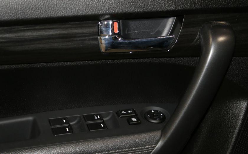 2013 Kia Sorento EX AWD AUTO A/C CUIR TOIT MAGS #10