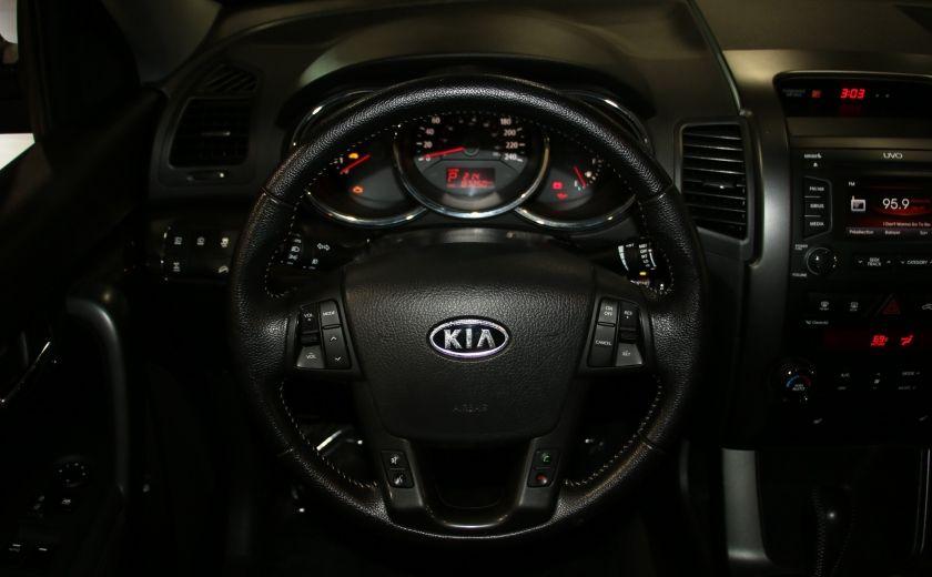 2013 Kia Sorento EX AWD AUTO A/C CUIR TOIT MAGS #14
