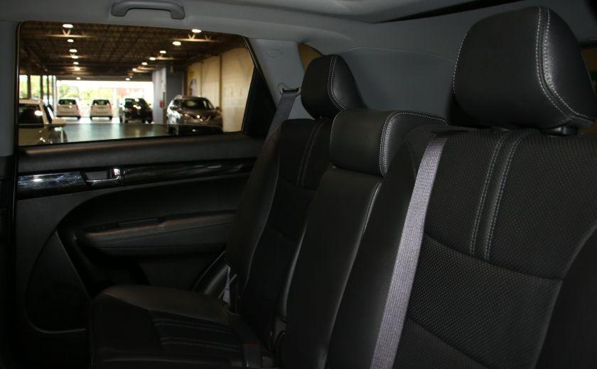 2013 Kia Sorento EX AWD AUTO A/C CUIR TOIT MAGS #21