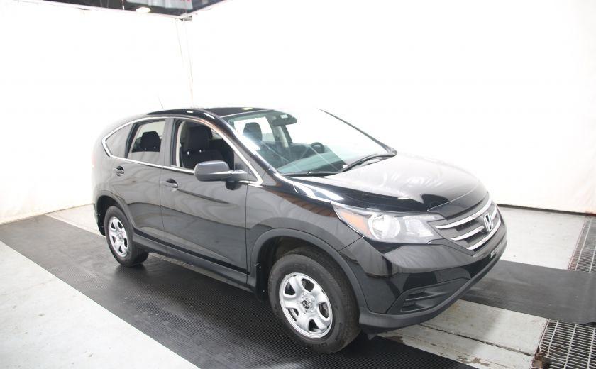 2013 Honda CRV LX #0