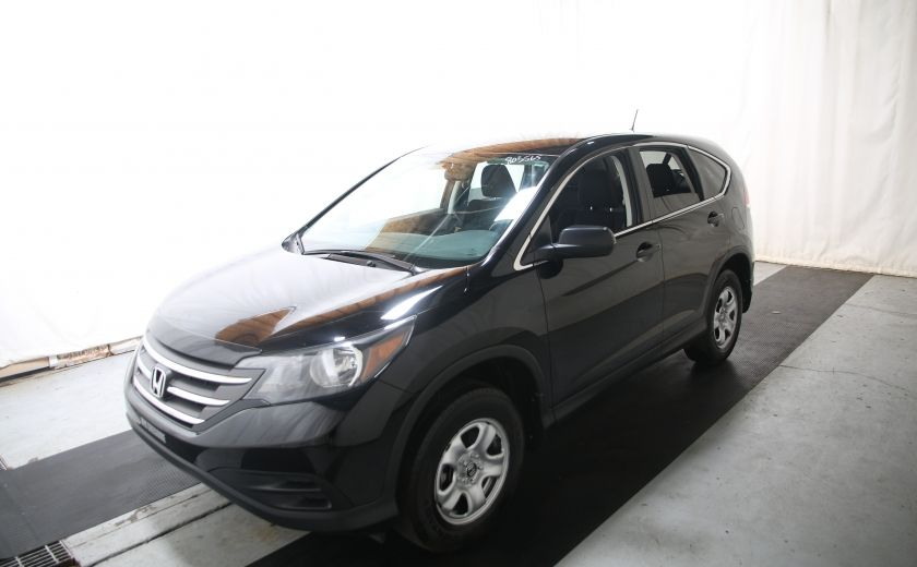 2013 Honda CRV LX #2