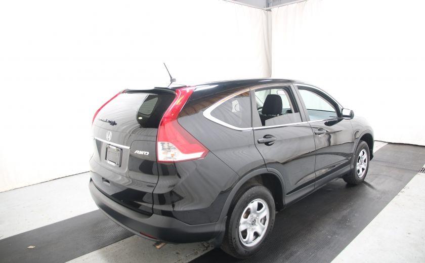2013 Honda CRV LX #5