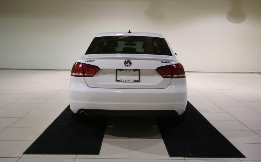 2012 Volkswagen Passat 2.5L  Comfortline AUTO CUIR TOIT MAGS BLUETOOTH #2