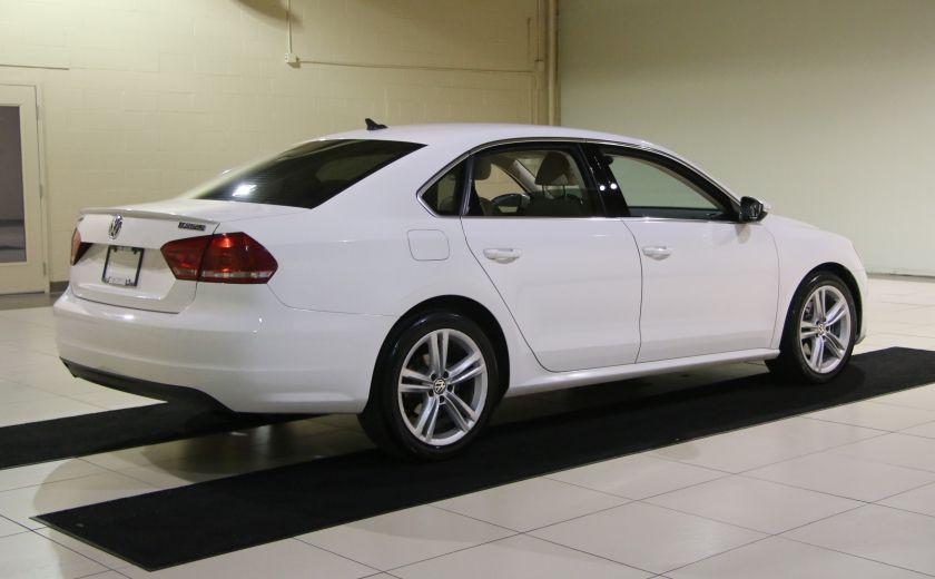 2012 Volkswagen Passat 2.5L  Comfortline AUTO CUIR TOIT MAGS BLUETOOTH #3
