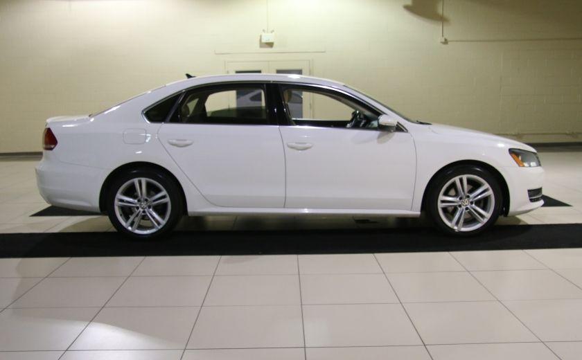 2012 Volkswagen Passat 2.5L  Comfortline AUTO CUIR TOIT MAGS BLUETOOTH #4