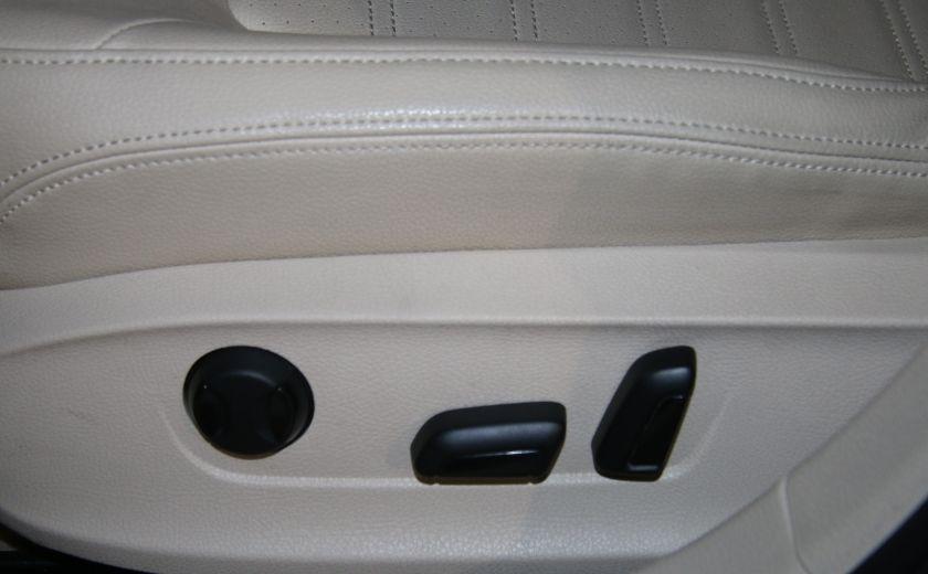 2012 Volkswagen Passat 2.5L  Comfortline AUTO CUIR TOIT MAGS BLUETOOTH #8