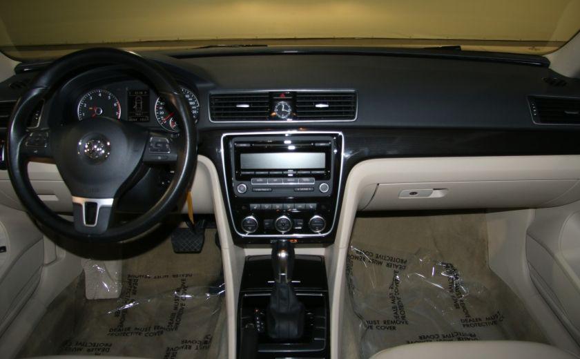 2012 Volkswagen Passat 2.5L  Comfortline AUTO CUIR TOIT MAGS BLUETOOTH #10